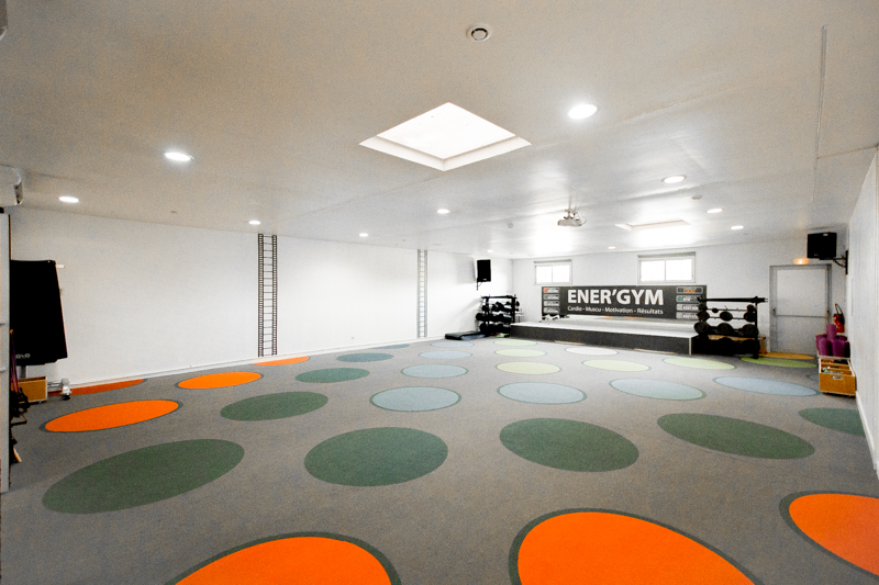 energym bourges salles de. Black Bedroom Furniture Sets. Home Design Ideas