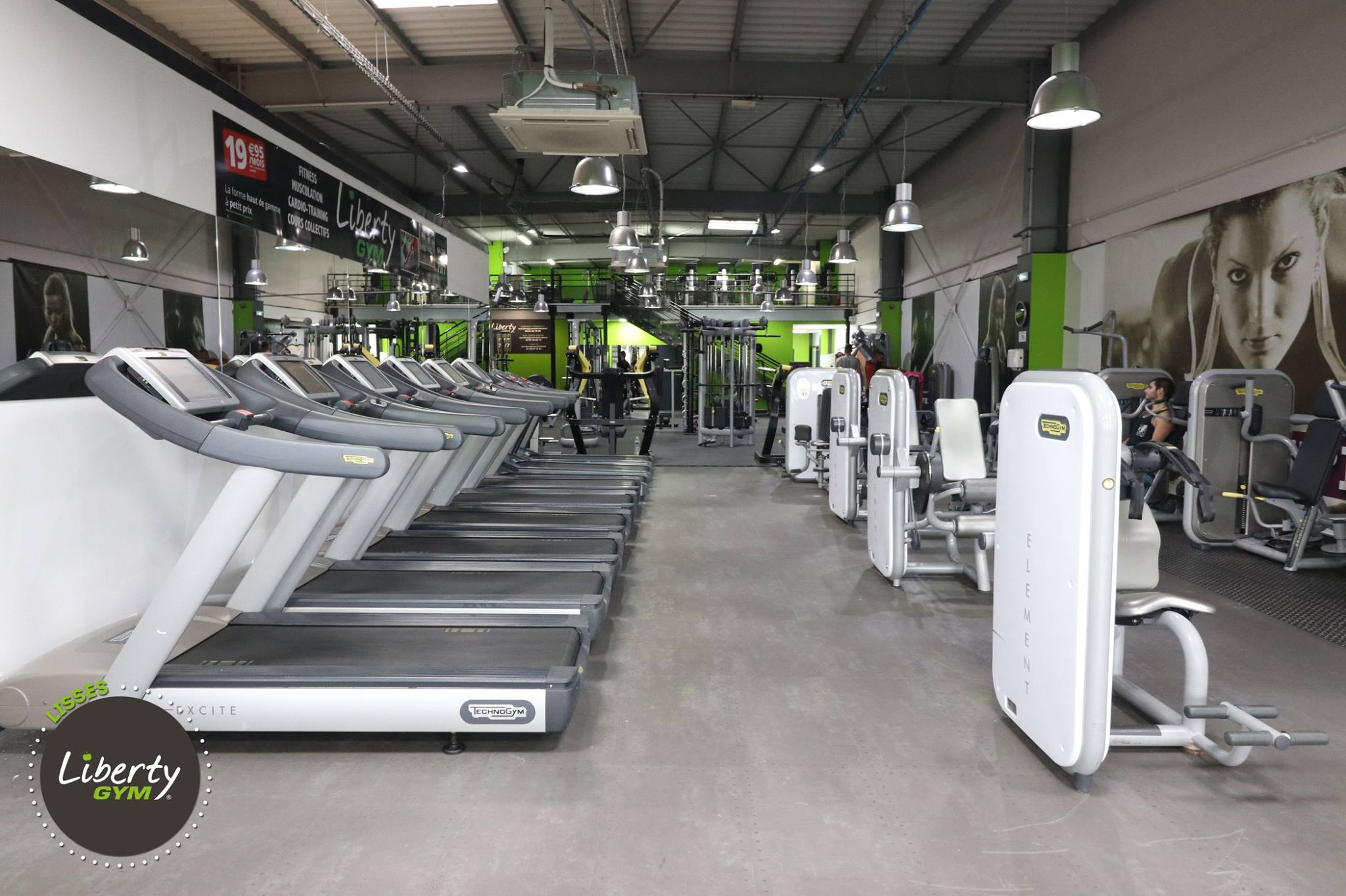 Liberty Gym Lisses Rue De La Closerie