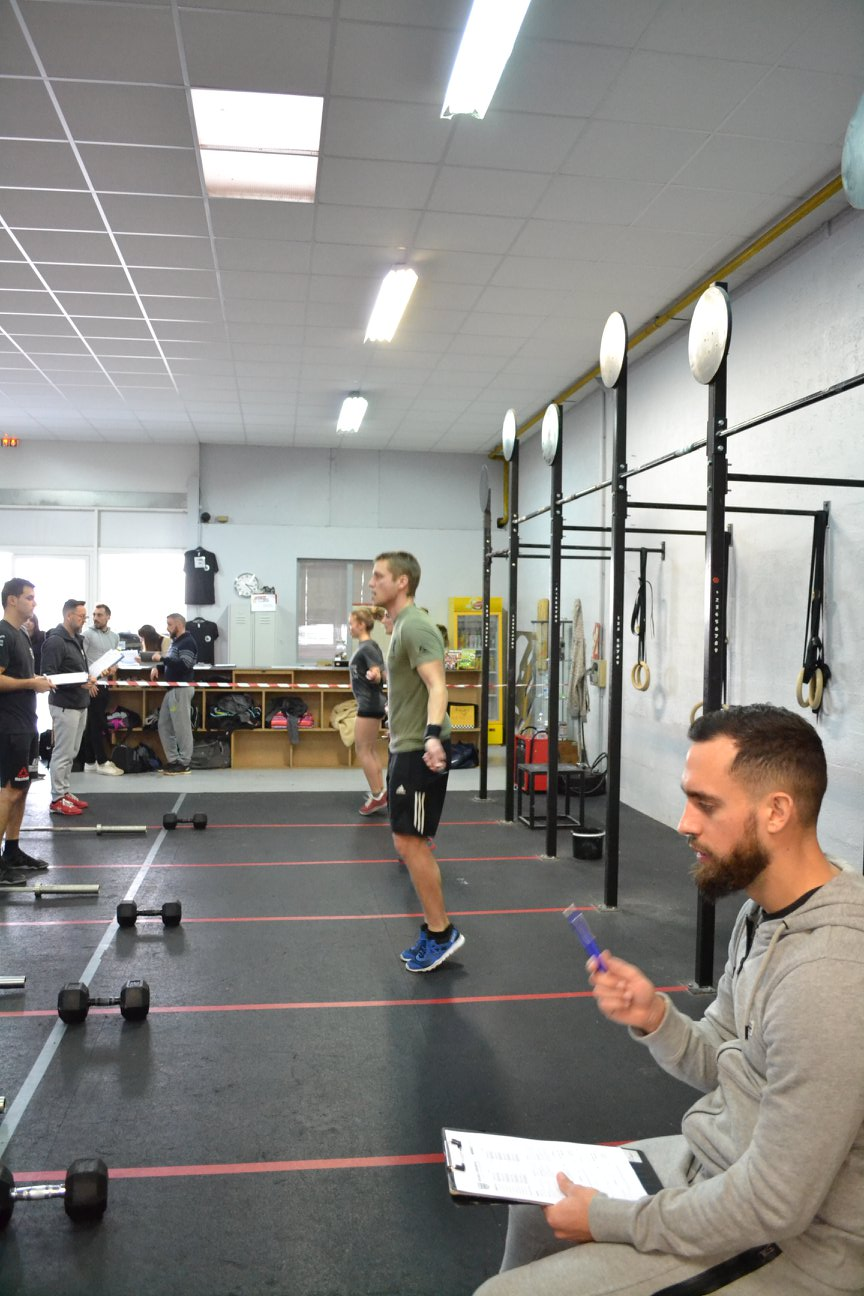 CROSSFIT EYSINES