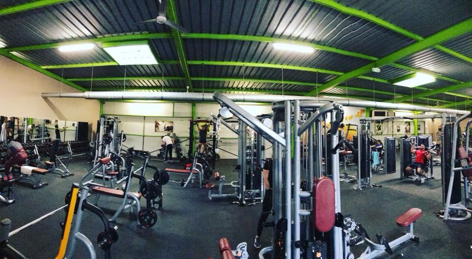 Liberty Gym Besancon 41 Rue Thomas Edison