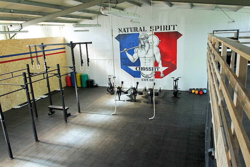 NATURAL SPIRIT CROSSFIT