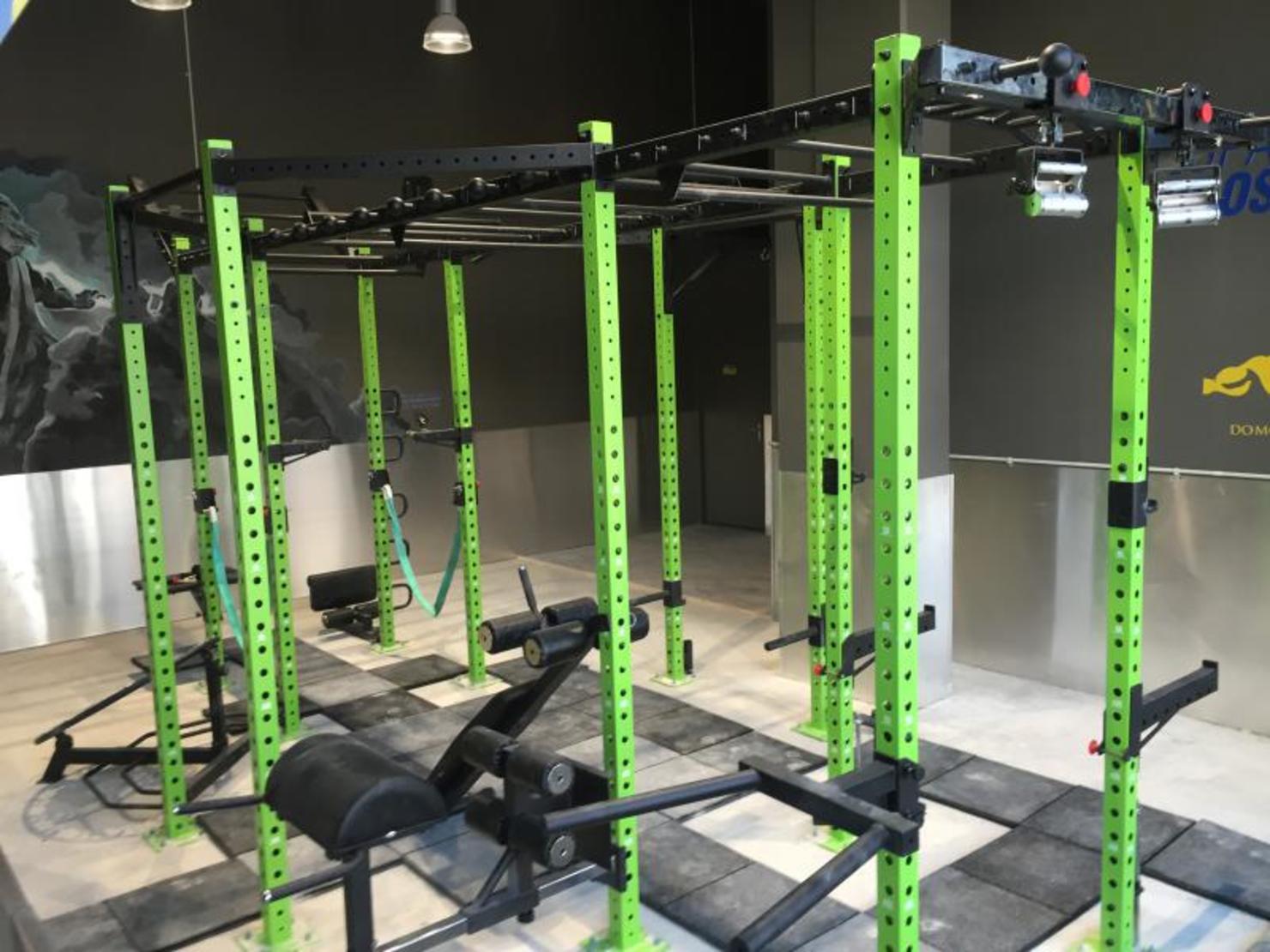 Fitness park salon de provence salles de - Salle de musculation salon de provence ...