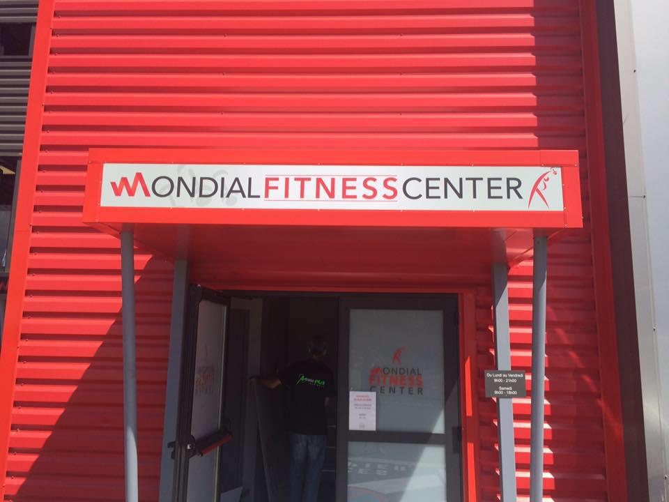 MONDIAL FITNESS CENTER