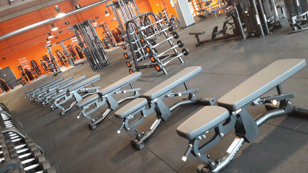 Basic Fit Saran 2601 Route Nationale 20