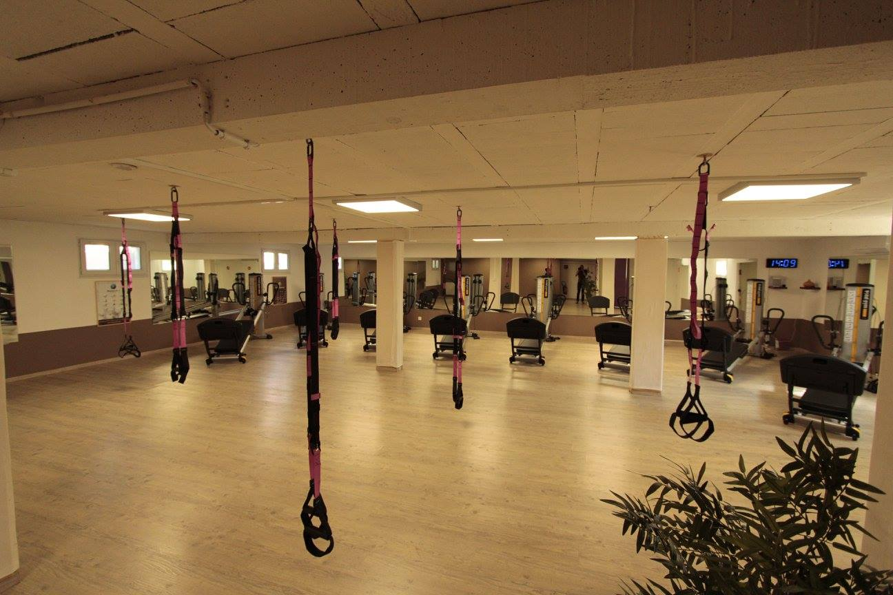 LF'PILATES CENTER TROYES