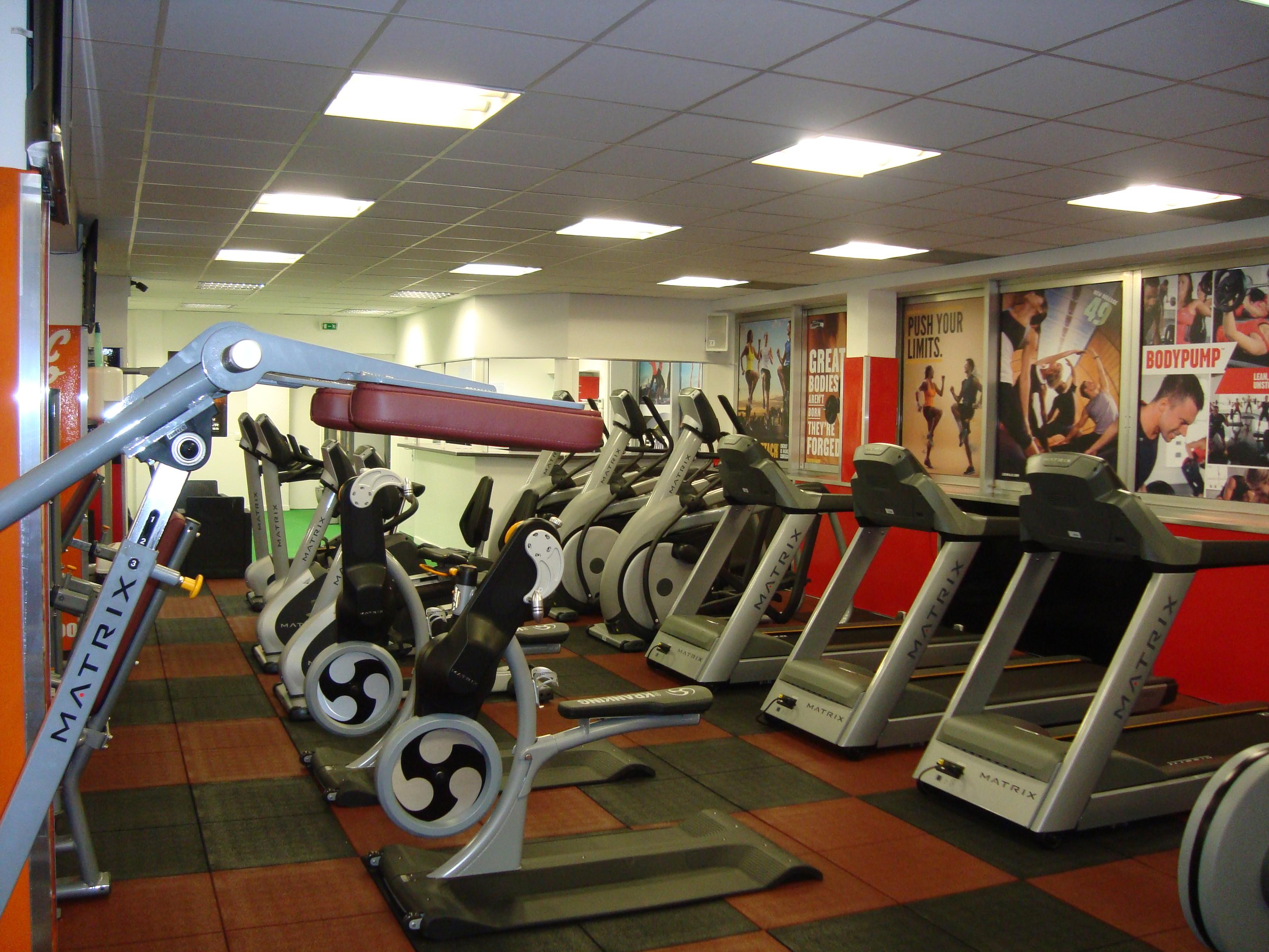COOL FITNESS 3000