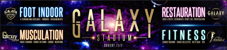Galaxy Stadium Tremblay En France 3 Rue Jean Mermoz