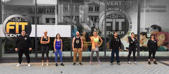 CLUB FIT CENTER