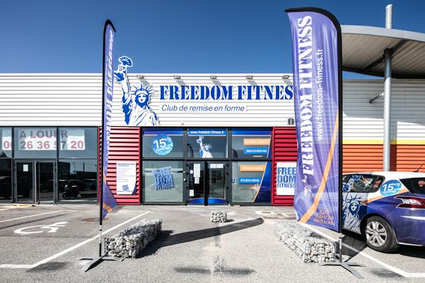 FREEDOM FITNESS | Saint-Sauveur - RD 1092, 43 C route de ...