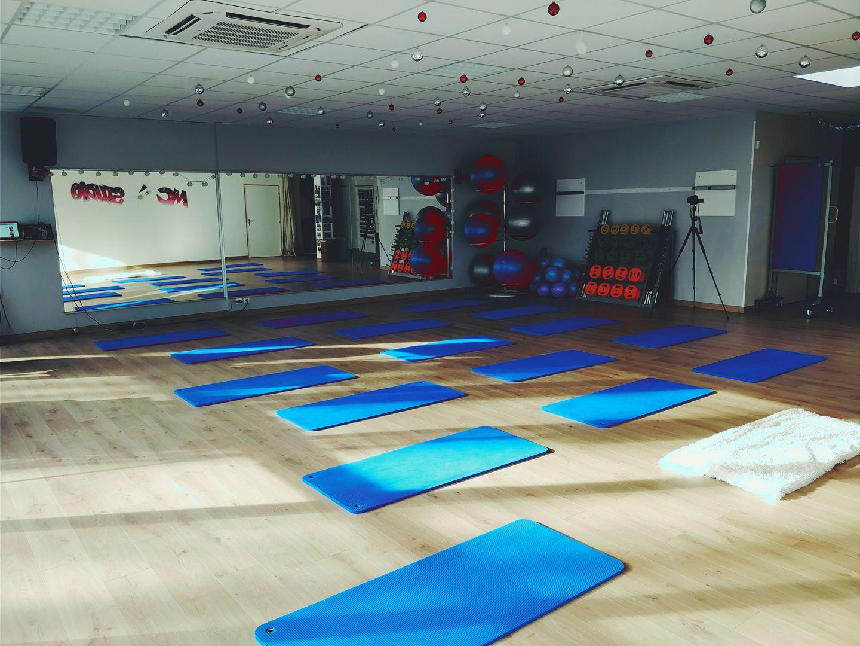 fitness park saint gervais la for t salles de. Black Bedroom Furniture Sets. Home Design Ideas