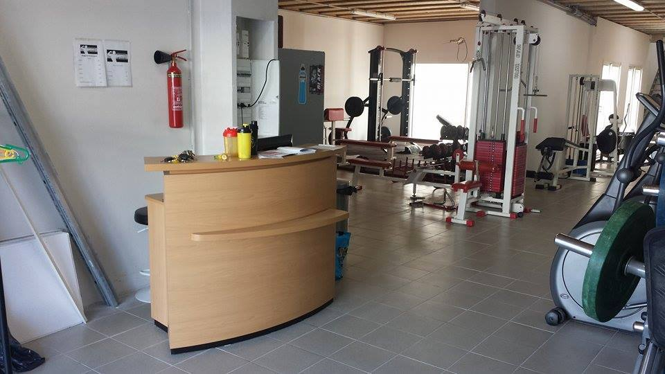 FITNESS GYM OXYGENE