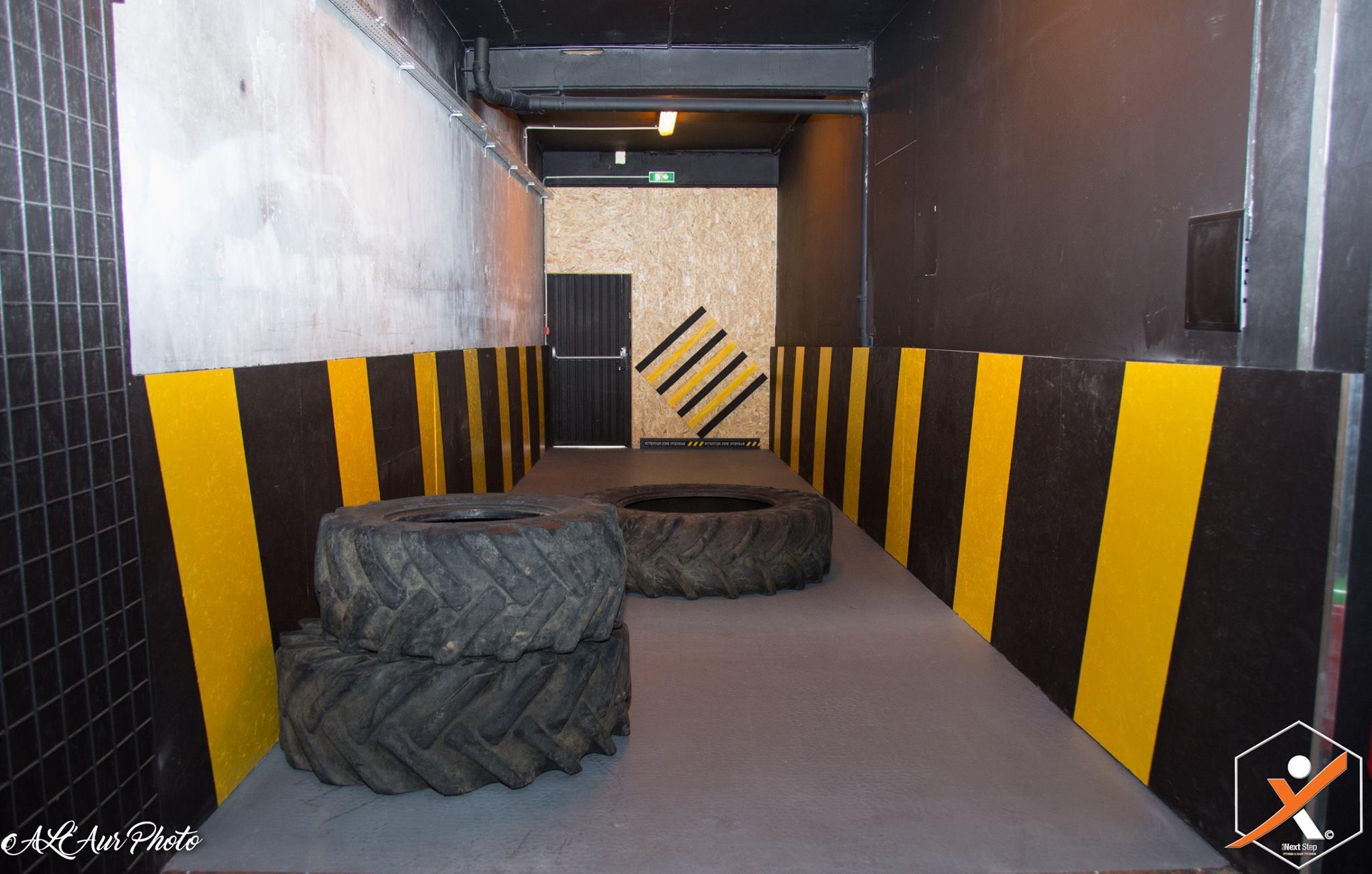 club next step gap salles de. Black Bedroom Furniture Sets. Home Design Ideas