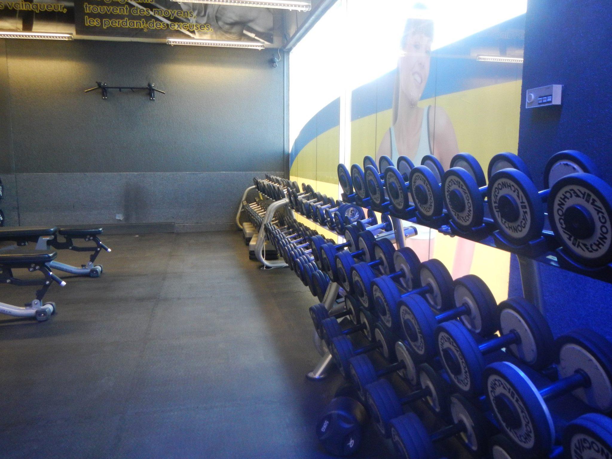 Fitness Park Herouville Saint Clair 312 Rue Leon Foucault