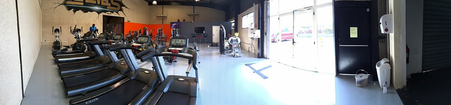 ALL LEVEL'S GYM