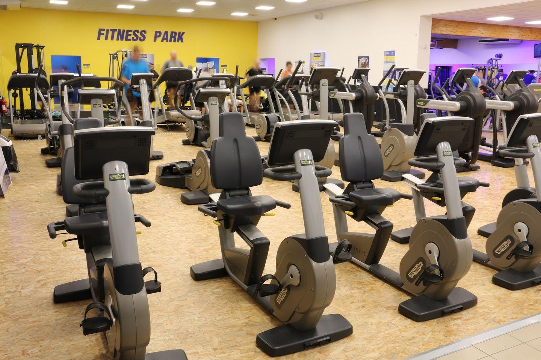 Fitness Park Meylan 5 Boulevard Des Alpes