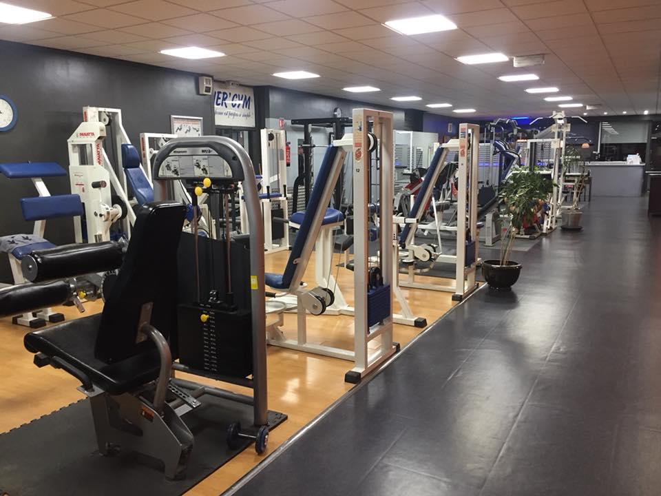 Ener Gym Montbrison Route De Boen Zone Industrielle De Survaure