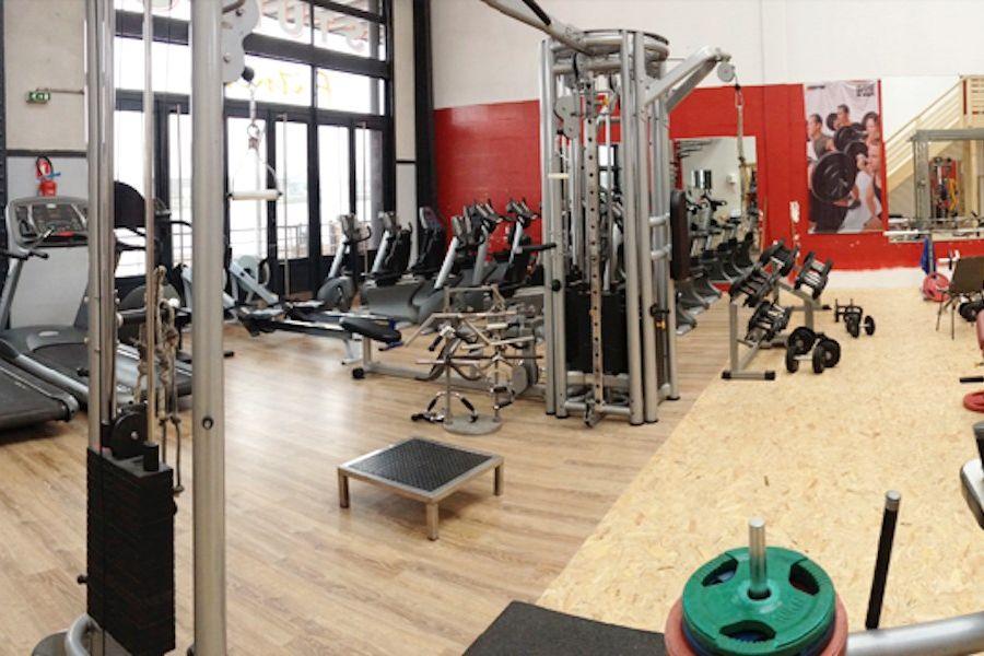 Studio Fitness Mont Saint Aignan 33 Square Raymond Aron