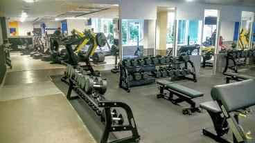 Fitness Park Levallois Perret 140 Rue Danton