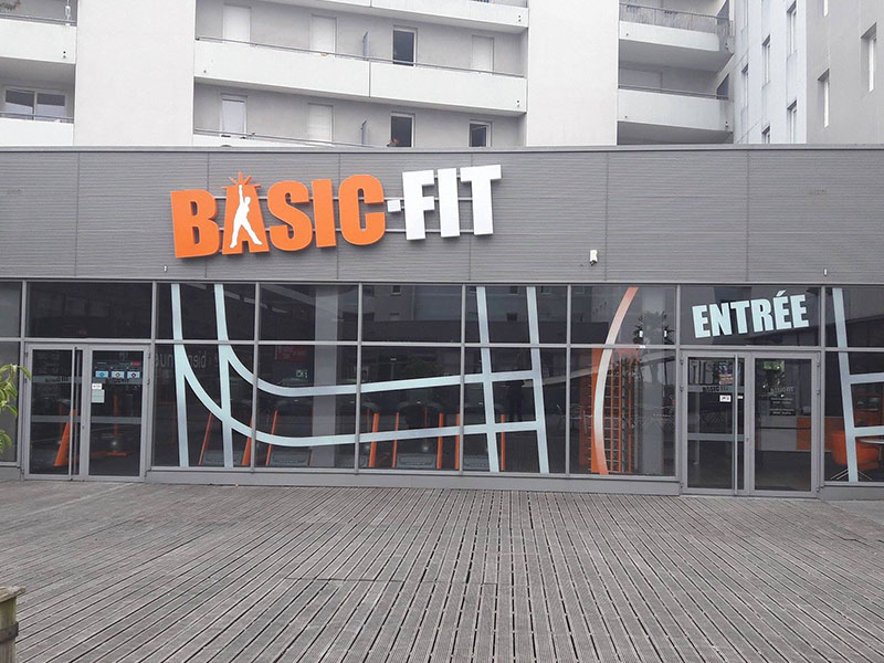 BASIC FIT Bastide