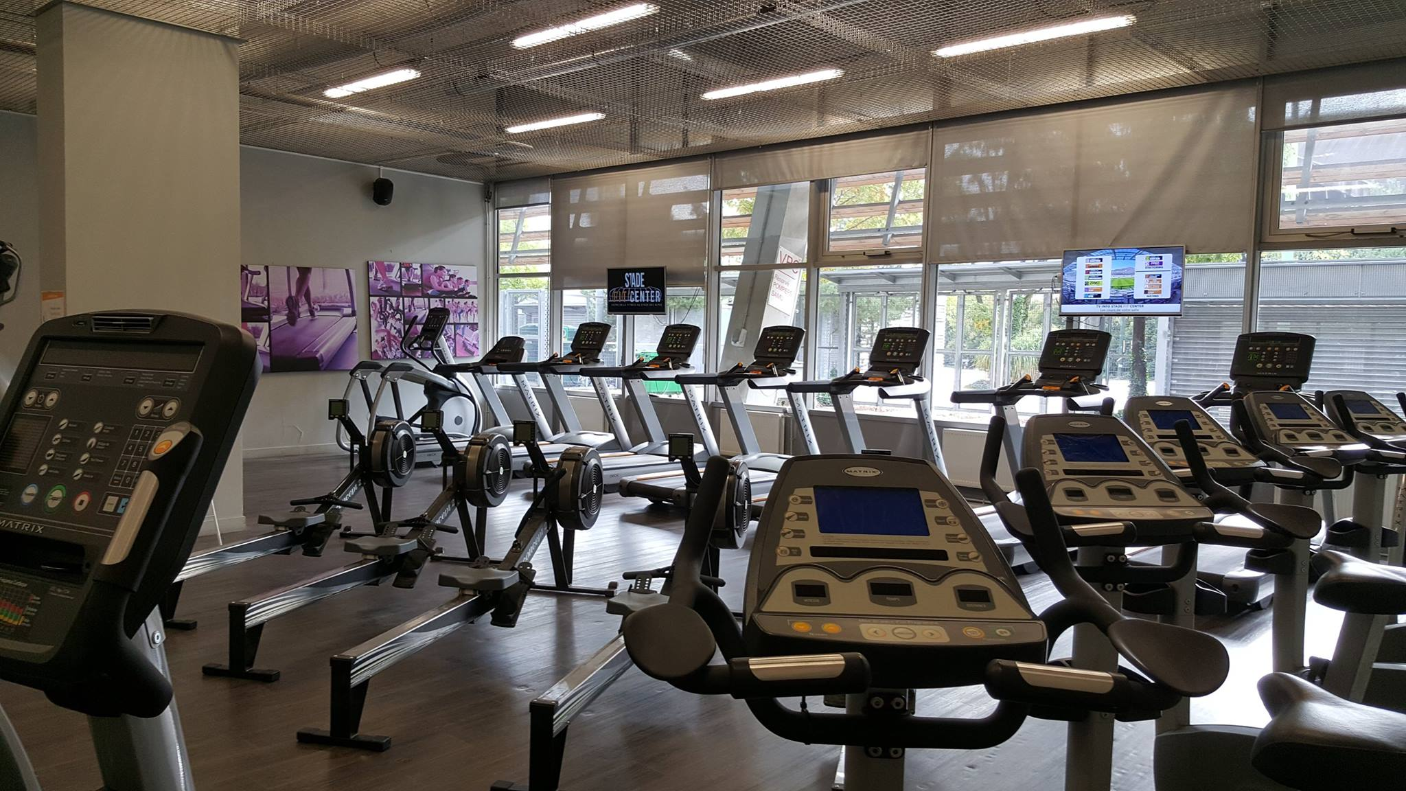 STADE FIT CENTER
