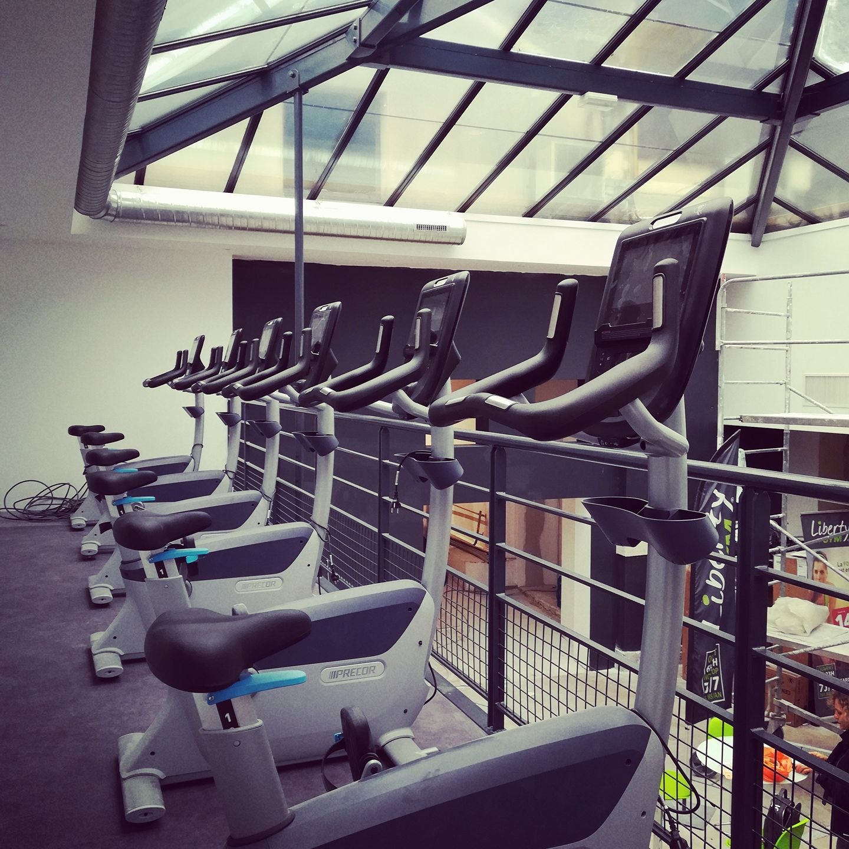 Liberty Gym Besancon 3 Rue Jean Jacques Rousseau