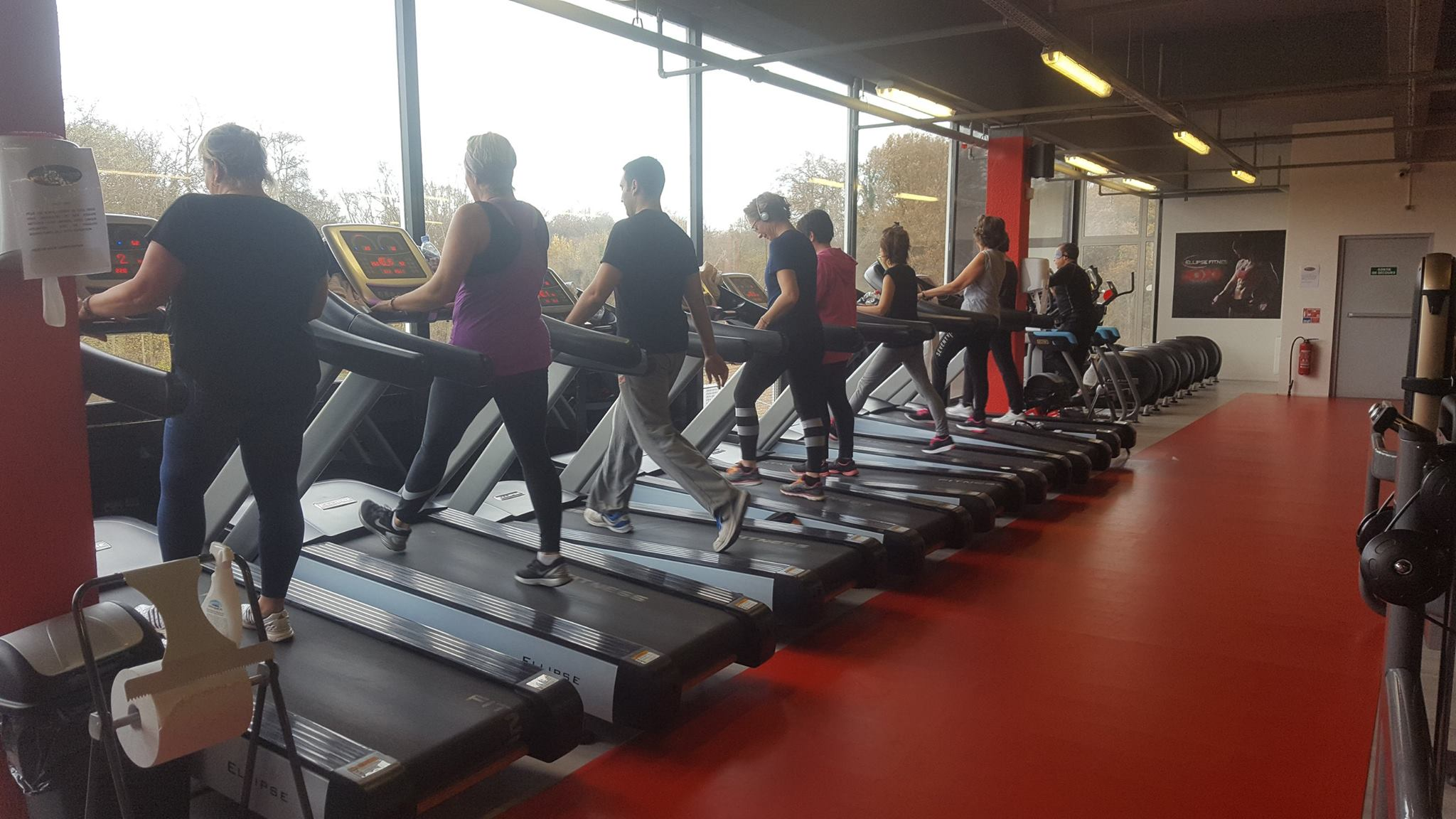 Ellipse Fitness Chaumontel Route Nationale 16 Lieu Dit De L