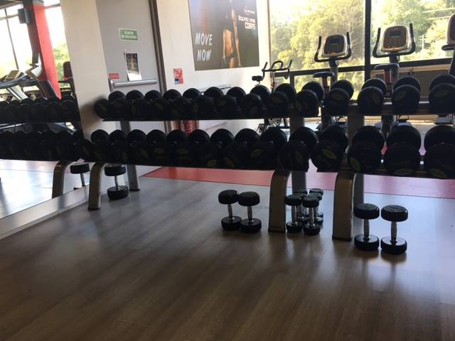 Ellipse Fitness Chaumontel Route Nationale 16 Lieu Dit De L