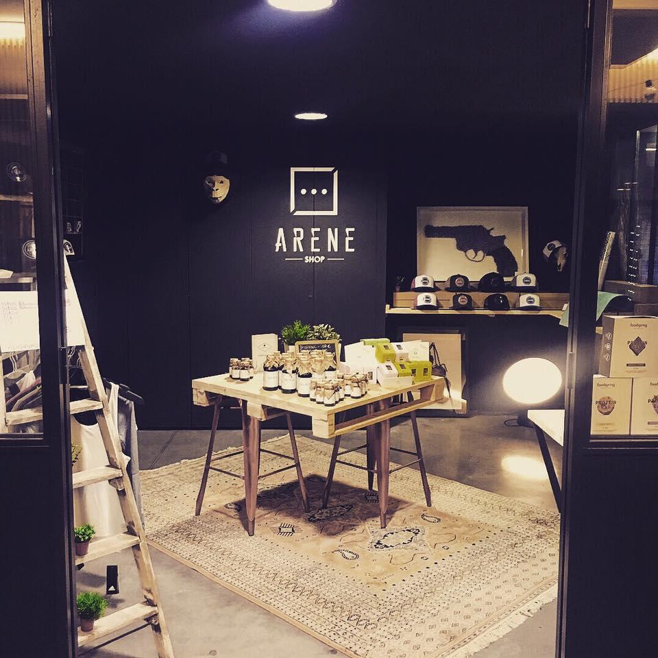 ARENE AIX