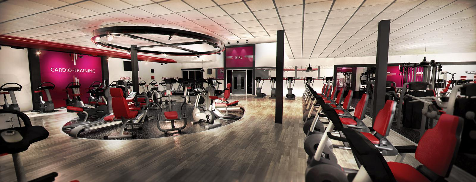 Wellness Sport Club Villeurbanne 56 Rue Paul Verlaine