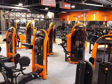 Basic Fit Lille 154 Boulevard Montebello
