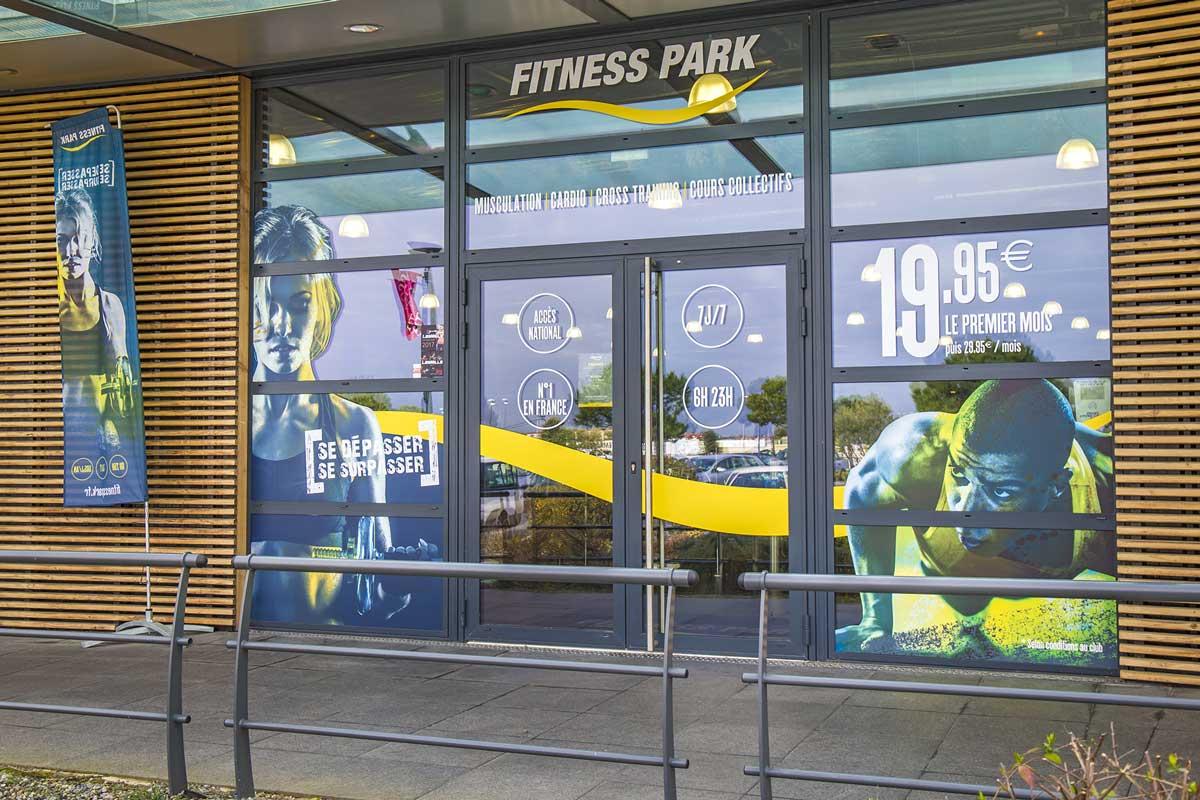 fitness park lagord salles de. Black Bedroom Furniture Sets. Home Design Ideas