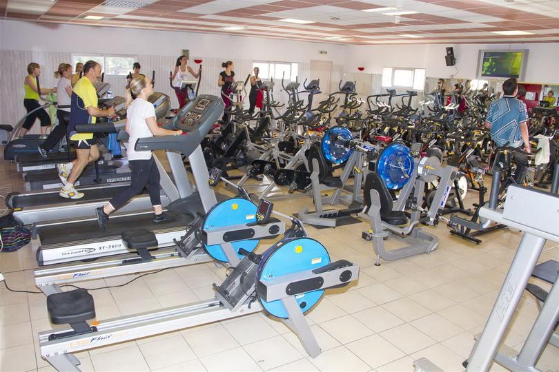 Studios lunaret montpellier salles de - Salle de sport port marianne montpellier ...