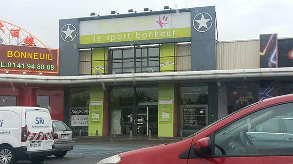 Keep Cool Bonneuil Sur Marne Zac Des Varennes Avenue Des